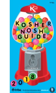 KLBD Kosher Nosh Guide 2018